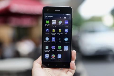 Anh HTC Desire 10 Pro sap ban tai Viet Nam hinh anh 9