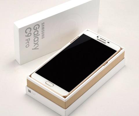 Samsung Galaxy C9 Pro RAM 6 GB lo anh thuc te hinh anh