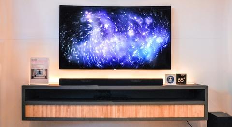 Dan am thanh Samsung Soundbar HW-K950 gia 30 trieu o VN hinh anh