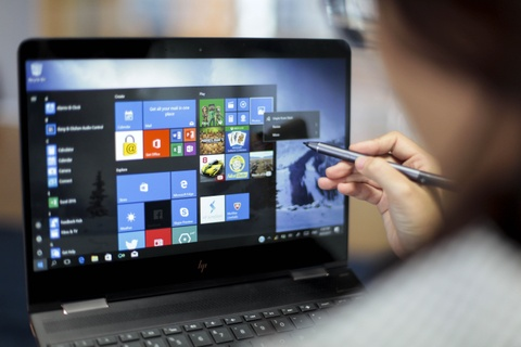 Trai nghiem laptop HP Spectre x360 man hinh gap 360 do hinh anh 11