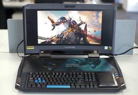 Sieu laptop Acer Predator 21X gia 230 trieu duy nhat tai VN hinh anh