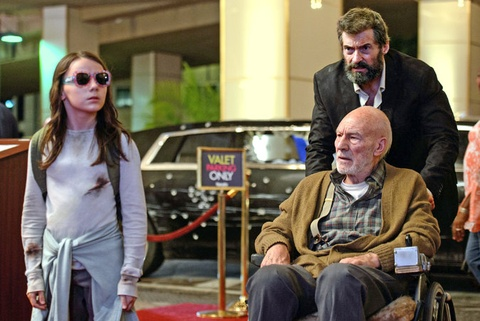 Hugh Jackman va lan cuoi cung sam vai 'nguoi Soi' Wolverine hinh anh 1