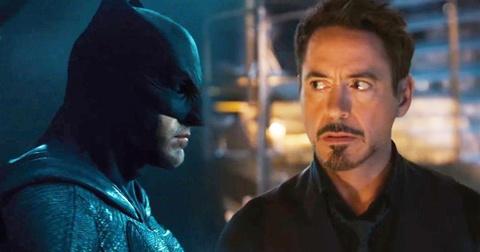 Biet doi Avengers phat hoang voi cac sieu nhan 'Justice League' hinh anh