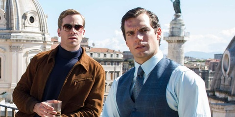 Du bi che do, 'The Man From U.N.C.L.E.' co the van ra phan hai hinh anh