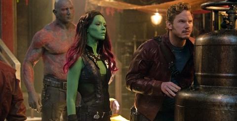 'Guardians of the Galaxy 2' tiep tuc phong cach sieu anh hung hai huoc hinh anh