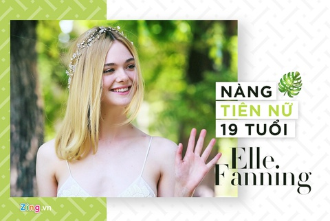 Elle Fanning: Nang tho 19 tuoi voi nu cuoi xinh nhat Hollywood hinh anh 1