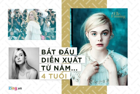 Elle Fanning: Nang tho 19 tuoi voi nu cuoi xinh nhat Hollywood hinh anh 2