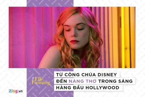 Elle Fanning: Nang tho 19 tuoi voi nu cuoi xinh nhat Hollywood hinh anh 3