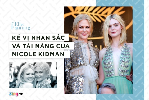 Elle Fanning: Nang tho 19 tuoi voi nu cuoi xinh nhat Hollywood hinh anh 4