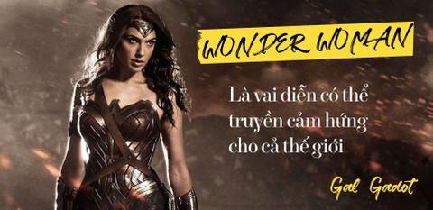 My nhan 'Wonder Woman': Hoa hau noi loan va doi giay bet tren tham do hinh anh 7