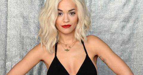 Rita Ora tai xuat lang nhac sau hai nam vang bong hinh anh
