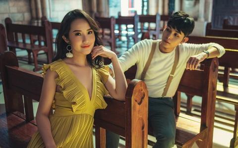 Jun Pham hoa than thu sinh ngot ngao trong MV moi hinh anh