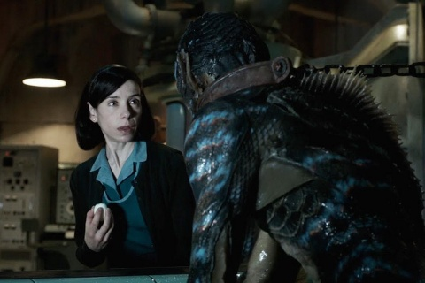 Trailer bo phim 'The Shape of Water' hinh anh