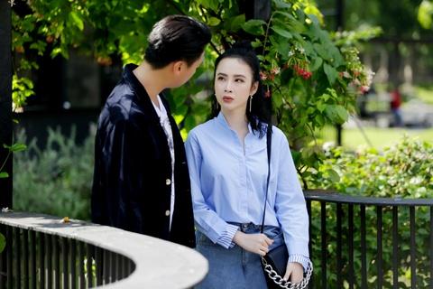 Thoi trang bien hoa cua Angela Phuong Trinh trong 'Glee' hinh anh