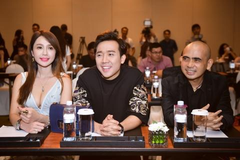 Helen Thanh Dao bat ngo du hop bao TV show cua Tran Thanh hinh anh