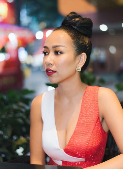 Ca si 'xau la' Thao Trang: 'Khong muon nhac toi ba cua con trai nua' hinh anh 4
