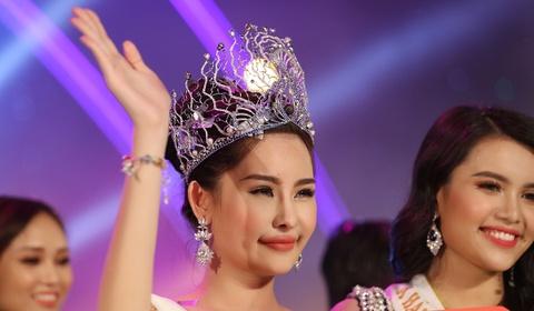 BGK len tieng khi Hoa hau Dai duong 2017 bi che xau hinh anh