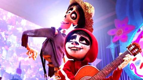 Nguon cam hung Mexico trong bom tan hoat hinh 'Coco' cua Pixar hinh anh