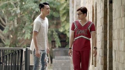 Dong Nhi dong vai chinh minh truyen cam hung cho CLB Glee hinh anh 3