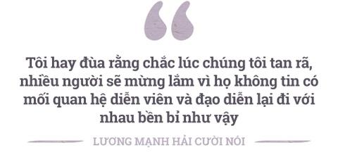 Luong Manh Hai: 'Toi va Vu Ngoc Dang tung cai nhau muc khong nhin mat' hinh anh 2