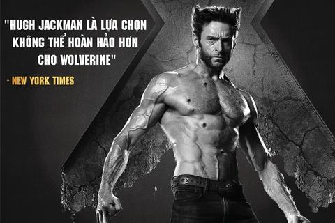 Da den luc tam biet Wolverine va don nhan mot Hugh Jackman moi hinh anh 11