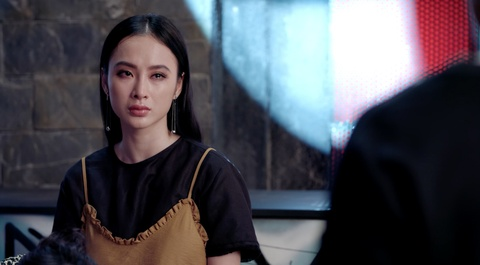 'Glee' tap 20: Angela Phuong Trinh quyet dinh cung Huu Vi nuoi con hinh anh 1