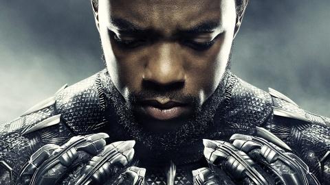 'Black Panther' la sieu anh hung Marvel dau tien len bia tap chi TIME hinh anh