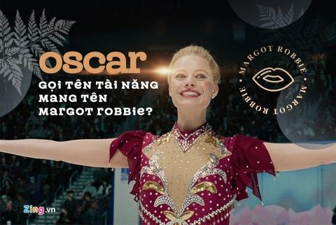 Margot Robbie: Tu 'qua bom sex' Hollywood den ung vien Oscar hinh anh 5