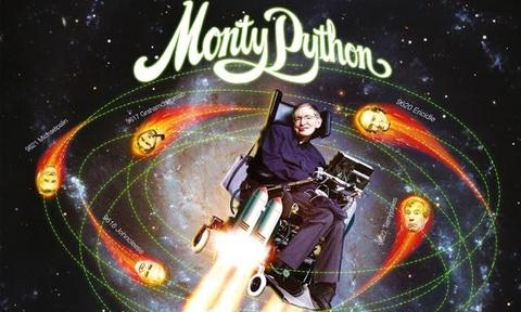 Khong chi len phim, Stephen Hawking con dem khoa hoc vao am nhac hinh anh