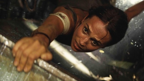 Gioi phe binh che 'Tomb Raider' thieu dot pha, khen Alicia Vikander hinh anh