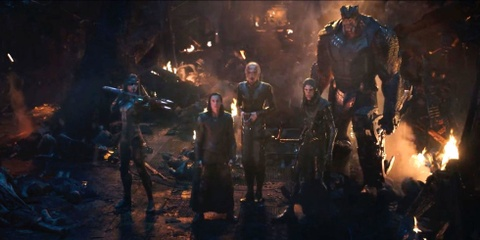 12 cau hoi duoc mong cho nhat truoc them 'Avengers: Infinity War' hinh anh 4