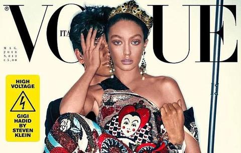 Gigi Hadid len tieng ve 'tham hoa' photoshop cua tap chi Vogue hinh anh