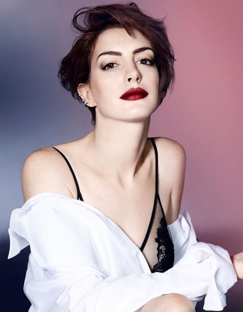 Anne Hathaway: Nang cong chua ngot ngao nhat cua Hollywood hinh anh 25