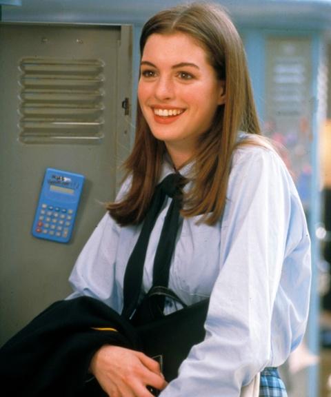 Anne Hathaway: Nang cong chua ngot ngao nhat cua Hollywood hinh anh 1