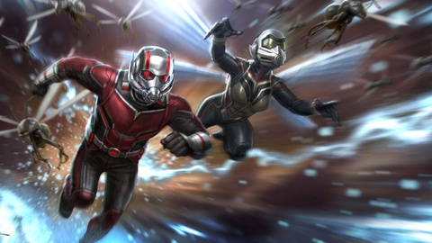 10 dieu can biet truoc khi bom tan 'Ant-Man and The Wasp' do bo hinh anh 1