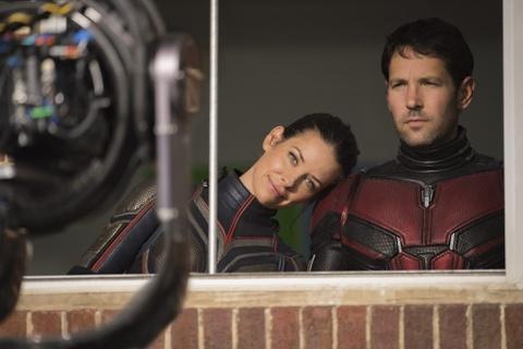 Nu chinh 'Ant Man'- Evangeline Lilly: Nhan sac hoang da va goi tinh hinh anh 20