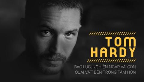 Tom Hardy: Bao luc, nghien ngap va 'con quai vat' ben trong tam hon hinh anh 2