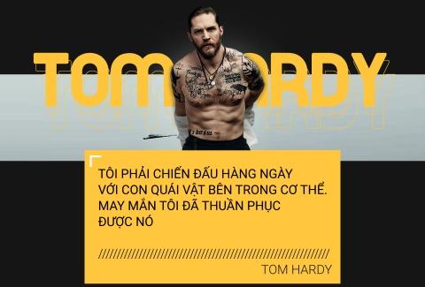 Tom Hardy: Bao luc, nghien ngap va 'con quai vat' ben trong tam hon hinh anh 10