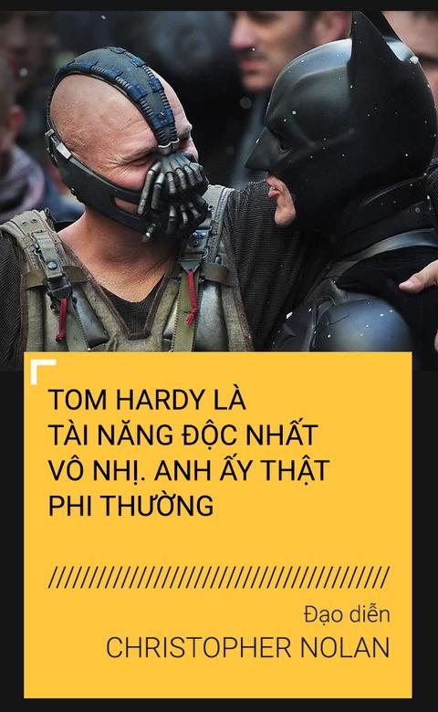 Tom Hardy: Bao luc, nghien ngap va 'con quai vat' ben trong tam hon hinh anh 12