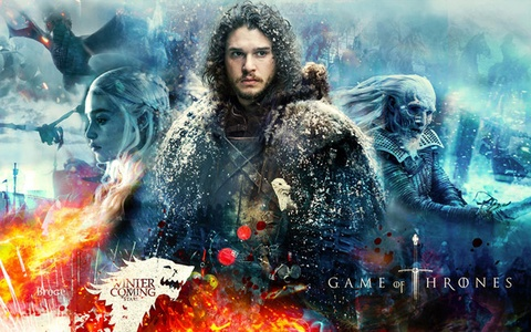 Kich ban 'Game of Thrones' duoc giau kin tuyet doi hinh anh