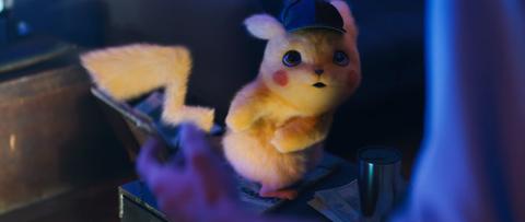 Trailer phim 'Pokemon: Detective Pikachu' hinh anh
