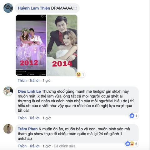 Khan gia chi trich Thuy Duong (The Bachelor) vi giau chuyen co con hinh anh 2