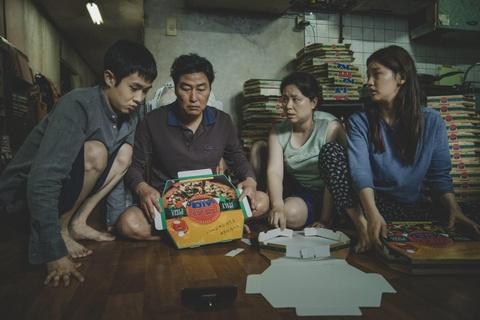 'Ký sinh trùng' và 4 bộ phim phân biệt giàu nghèo đình đám của châu Á