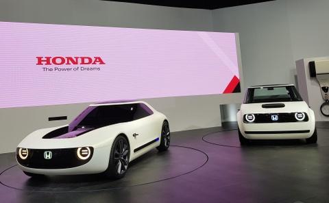 65% xe Honda ban ra nam 2030 se la xe dien hinh anh 1