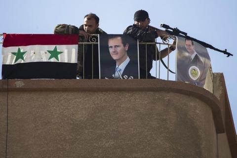 Syria khong dam phan chuyen tong thong tu chuc hinh anh