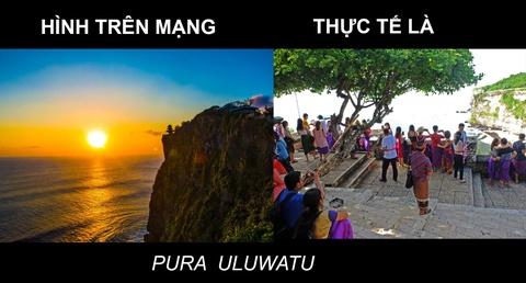 Anh thuc te 'khong nhu mo' o Bali hinh anh 3