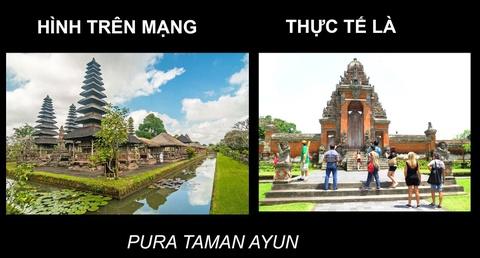 Anh thuc te 'khong nhu mo' o Bali hinh anh 8