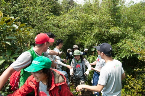 Trekking 3 dinh Tam Dao - thu thach ky nghi le 30/4-1/5 hinh anh 13