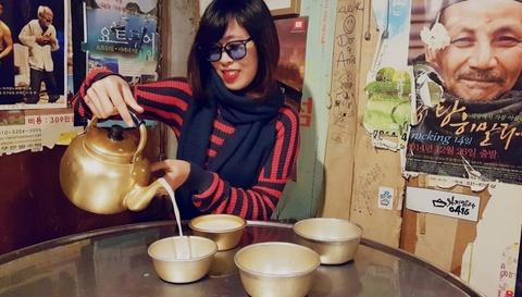 #Mytour: Trai nghiem mua thu Han Quoc dep nhu tranh cua co gai Viet hinh anh 10