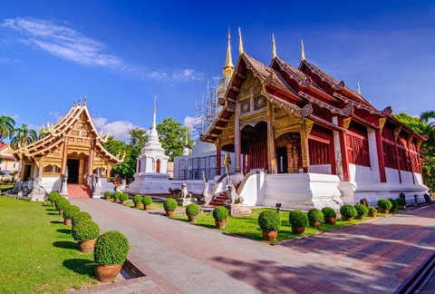 9 trai nghiem van hoa chua thu coi nhu chua toi Chiang Mai hinh anh